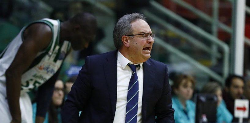 """Sacripanti carica la Sidigas: """"Non pensiamo alla Coppa, concentrati su Pesaro"""""""