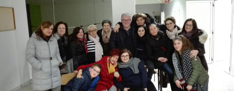 Amdos, i volontari fanno visita alla scuola materna di Sant'Angelo a Scala