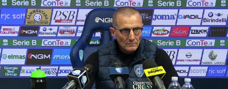 """Andreazzoli carica l'Empoli: """"Sfatiamo il tabù Avellino"""""""