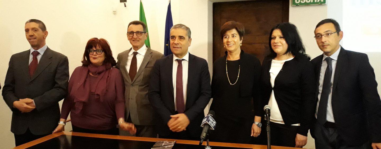 """D'Agostino presenta """"Insieme"""" e replica a Giordano: """"Conflitti d'interesse? Fantasie di qualcuno"""""""