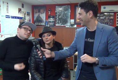 """VIDEO/ Backstage, Arteteca: """"Finalmente sposi, un matrimonio tutto da ridere"""""""