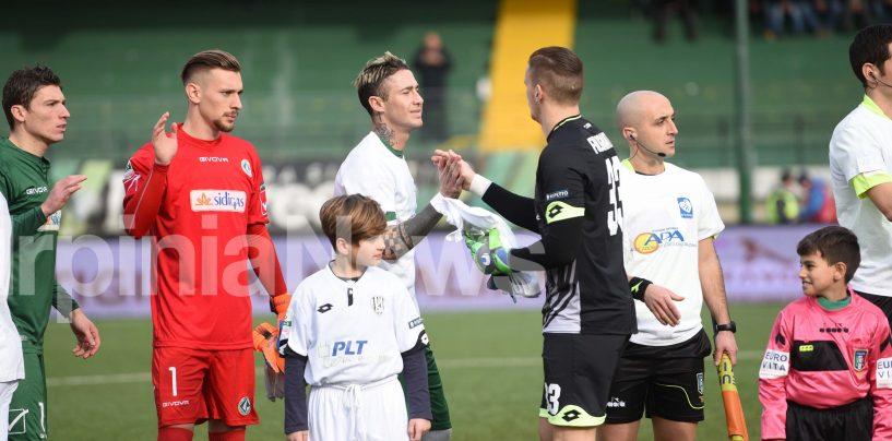 Avellino-Cesena 1-1, la fotogallery