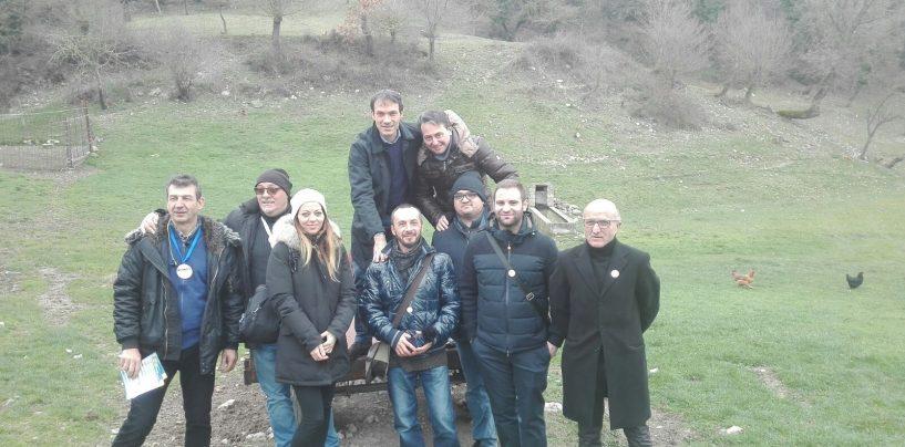 Il Rally Irpinia-Sannio del M5S, Maraia e Grassi a Savignano e Greci