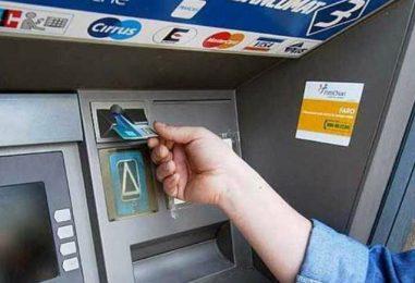 Maxi truffa del bancomat ad un cittadino sannita: sette persone nei guai