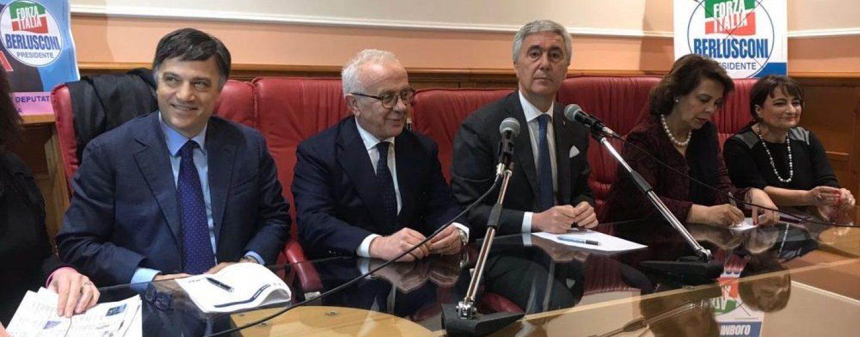 Il Coordinamento comunale di Forza Italia incontra i cittadini ad Atripalda