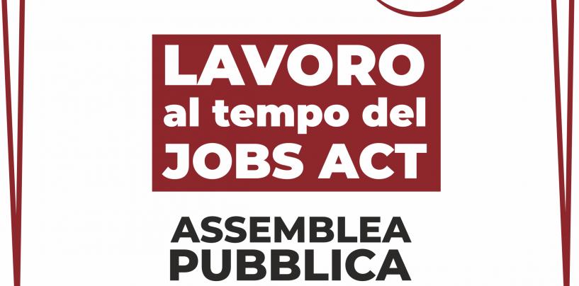 Il lavoro al tempo del Jobs Act, Giorgio Cremaschi di Potere al Popolo in Irpinia
