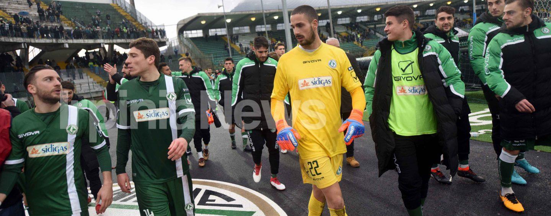 Avellino-Novara 2-1, la fotogallery