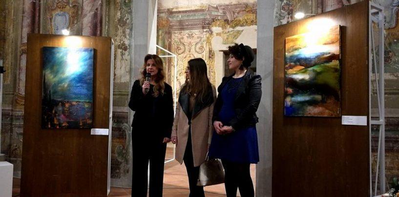 Montoro, a Palazzo Macchiarelli prende vita l'opera di Irene Russo