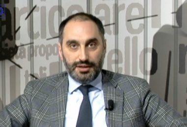 VIDEO/ IrpiniALavoro, il confronto con il candidato Michele Gubitosa