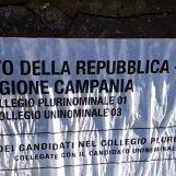 VIDEO/ Manifesti elettorali in Irpinia, clamoroso errore della Regione Campania