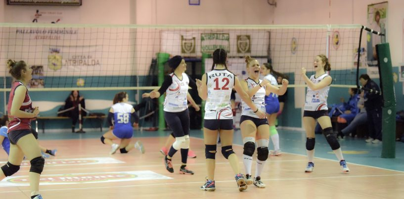Volley, The Marcello's tutta cuore e grinta: battuta la Partenope al tie-break
