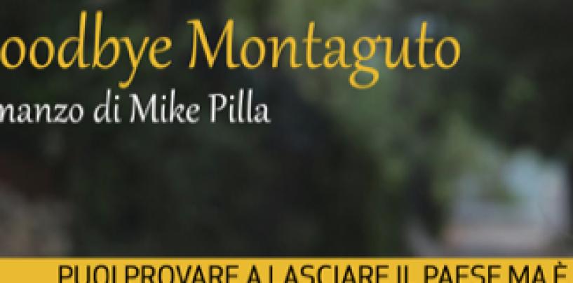 """""""Goodbye Montaguto"""", nasce il primo 'Paper novel' al mondo. Tra fiction e realtà, la frana di Montaguto"""