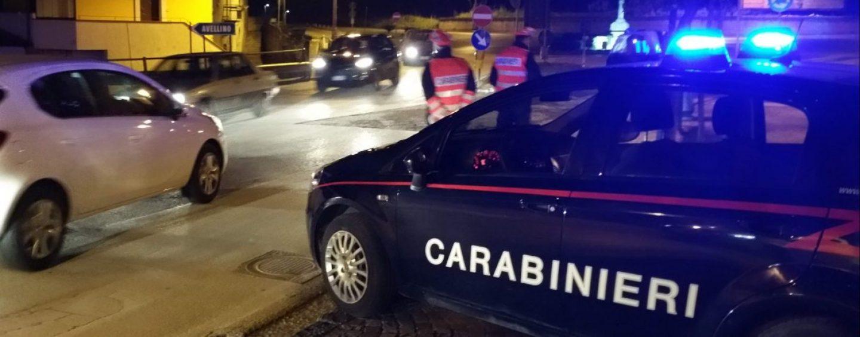 In manette coppia di ladri: bloccati dai carabinieri in flagranza di reato