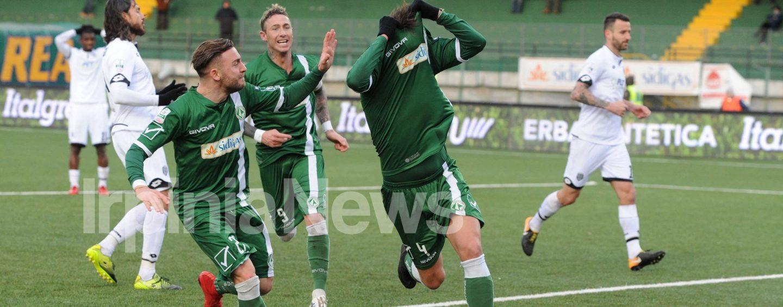 """Avellino-Cesena 1-1, Moretti rinasce: """"Sapevo di poter essere ancora utile"""""""