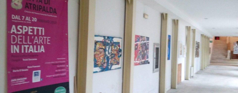 Aspetti dell'arte in Italia al Palazzo Civico di Atripalda