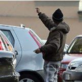 Parcheggiatori abusivi nel mirino della Questura, emesso il primo DACUR
