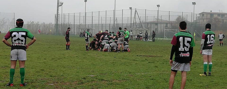 Rugby, Due Principati ko a San Giorgio del Sannio: fatali due errori