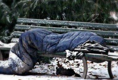 Emergenza freddo, terzo clochard morto in pochi giorni