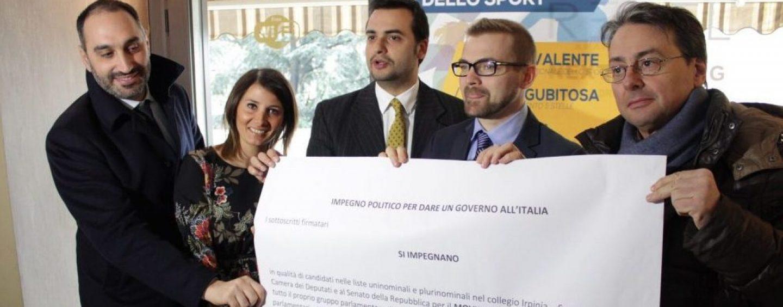 """M5s, Maria Pallini: """"Abbiamo la credibilitá per governare il Paese"""""""
