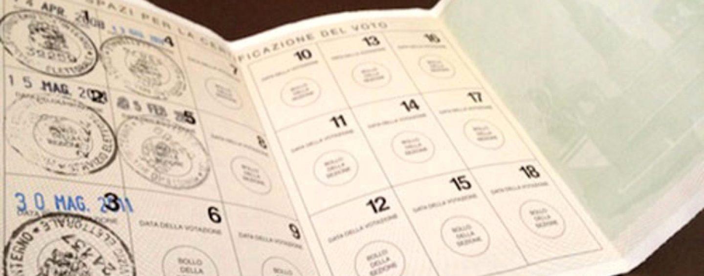 Politiche 2018, le raccomandazioni della Prefettura per la tessera elettorale