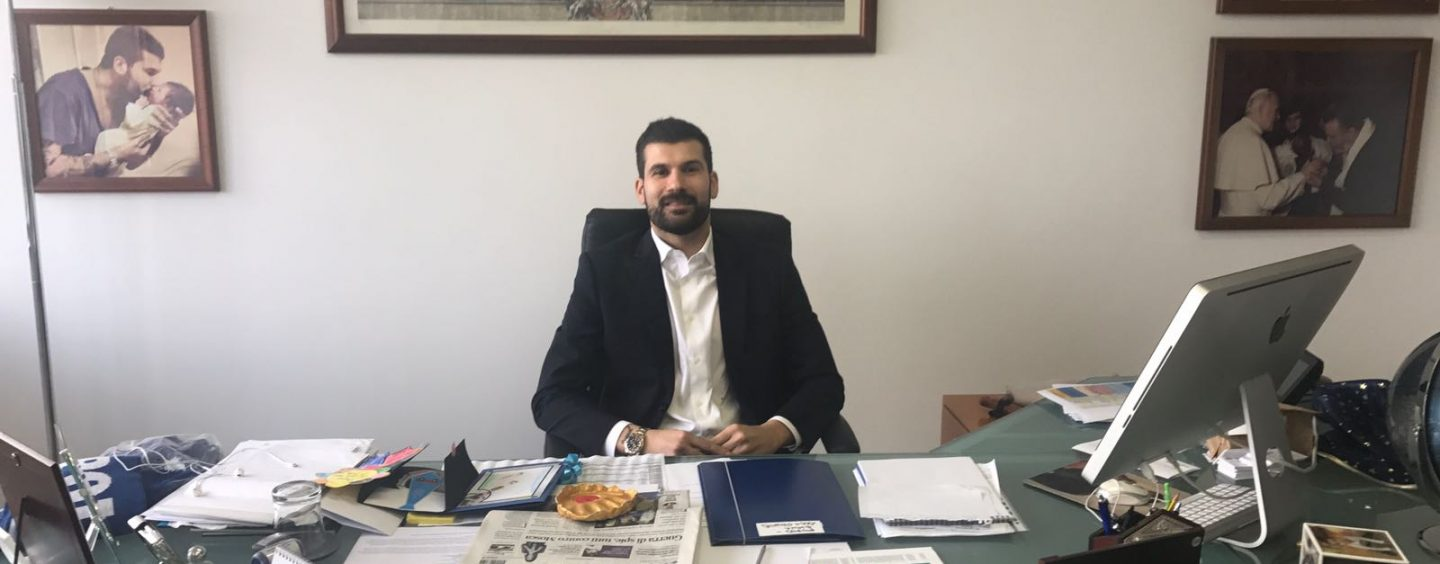 "Alex Gravina: ""Italpol sponsor dell'Avellino, per il closing serve tempo"""