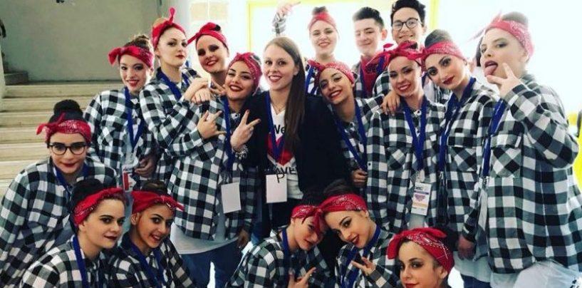 Danza, i ragazzi dell'insegnante Pamela Concordia rappresenteranno l'Italia ad Helsinki