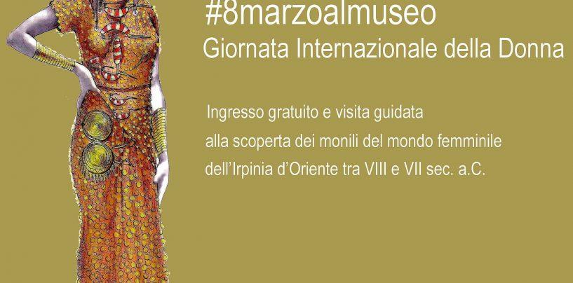 #8marzoalmuseo: festa della donna al Museo Archeologico di Bisaccia