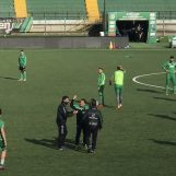 VIDEO/ Avellino, tensione all'allenamento: saltano i nervi a Novellino