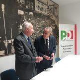 """VIDEO/ Del Basso De Caro: """"No alle divisioni, ricostruiamo l'identità politica del Pd"""""""