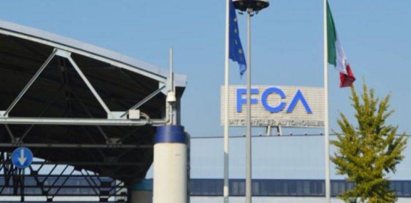 Riduzione emissioni, nuovo allarme per Fca