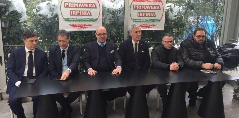 Il Centrodestra per lo sport: Barbaro e Sibilia alla convention di Primavera Irpinia
