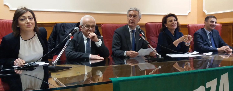 """Forza Italia si conferma sul podio, Sibilia: """"Amministrative, aperti a larghe intese"""""""