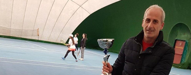 Tennis: Alfonso Grassi ritorna al successo in terza categoria