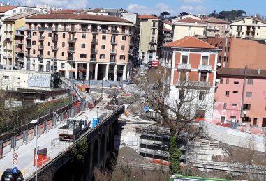 Ponte della Ferriera, forse riapre a metà. Tempi ancora lunghi
