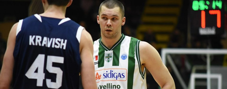 La Scandone è ai quarti di finale, battuta Minsk in Bielorussia