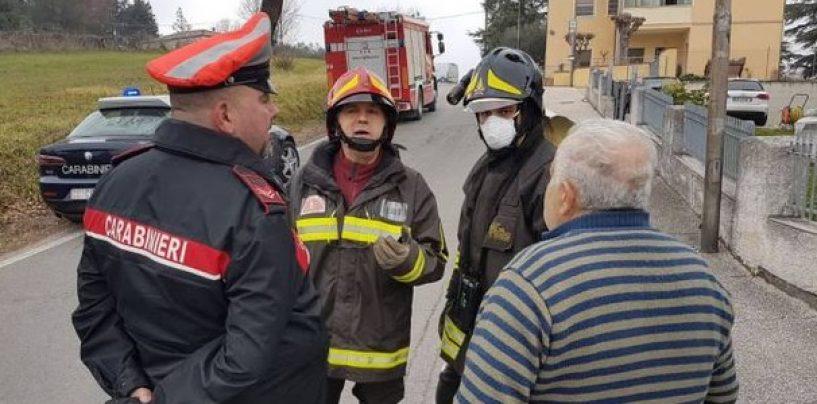 Fuga di gas a San Martino Valle Caudina, evacuate dodici famiglie