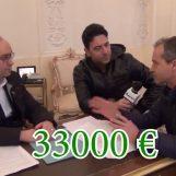 VIDEO/ Ci vuole Costanza: a Monteforte sindaco e giunta si tagliano lo stipendio del 40%