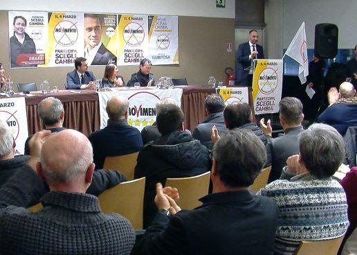 Irpinia-Sannio sempre più a 5 Stelle: scatta il terzo seggio alla Camera