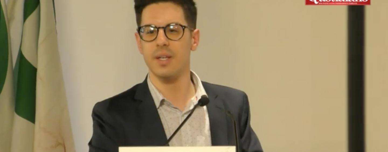 """Pd, Nicholas Ferrante ai giovani elettori: """"Siate esigenti con la politica"""""""