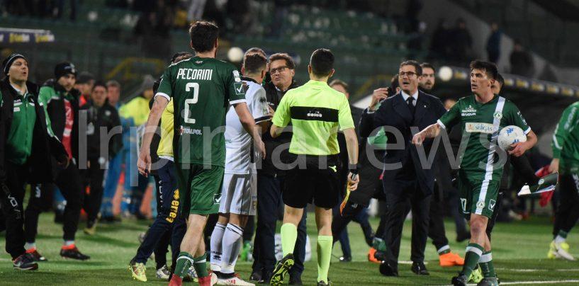 Avellino-Parma 1-2, la fotogallery