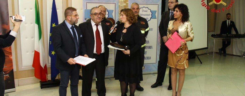 Premio Sublimitas, un riconoscimento anche per i Vvf e il comandante D'Eliseo