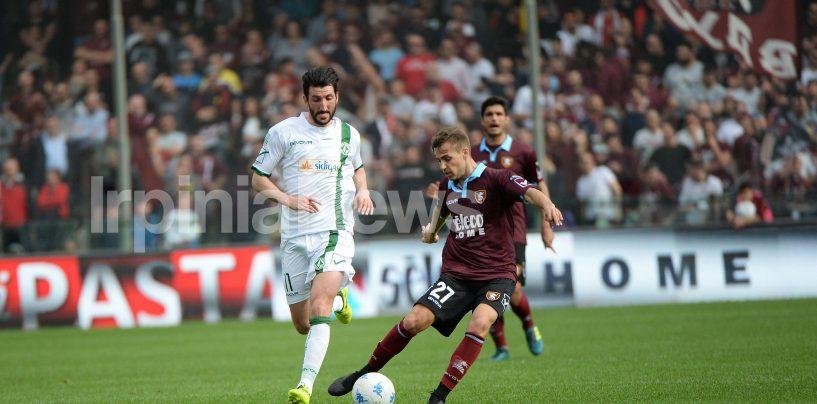 Salernitana-Avellino 2-0, le pagelle