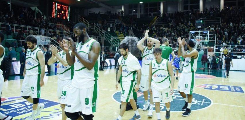La Sidigas torna al sorriso: la fotogallery della vittoria su Brindisi