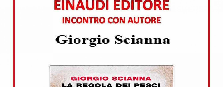 Lo scrittore Giorgio Scianna incontra gli alunni irpini