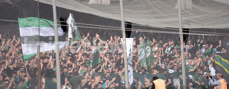 Salernitana-Avellino 2-0, la fotogallery del derby