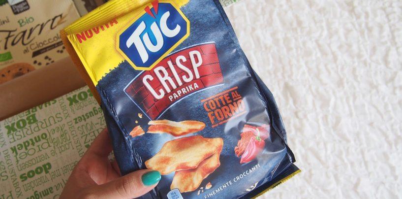 Ritirati dagli scaffali i Tuc Crisp: potrebbero provocare allergie