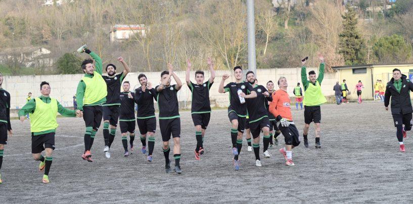 La Virtus Avellino torna alla vittoria: Alleruzzo scaccia la crisi