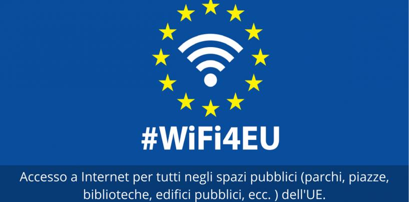 Programma WiFi4Eu: i comuni irpini si attivano per l'internet gratuito