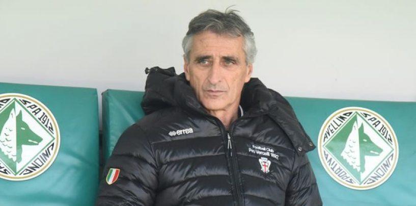 L'Avellino volta pagina: Foscarini succede a Novellino