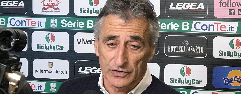 """Palermo-Avellino 3-0, Foscarini: """"Troppo timidi, Palermo vivo grazie a noi"""""""